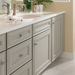 Arcata cabinet design 23 photos cabinetry 5000 w for Bathroom cabinets yelp