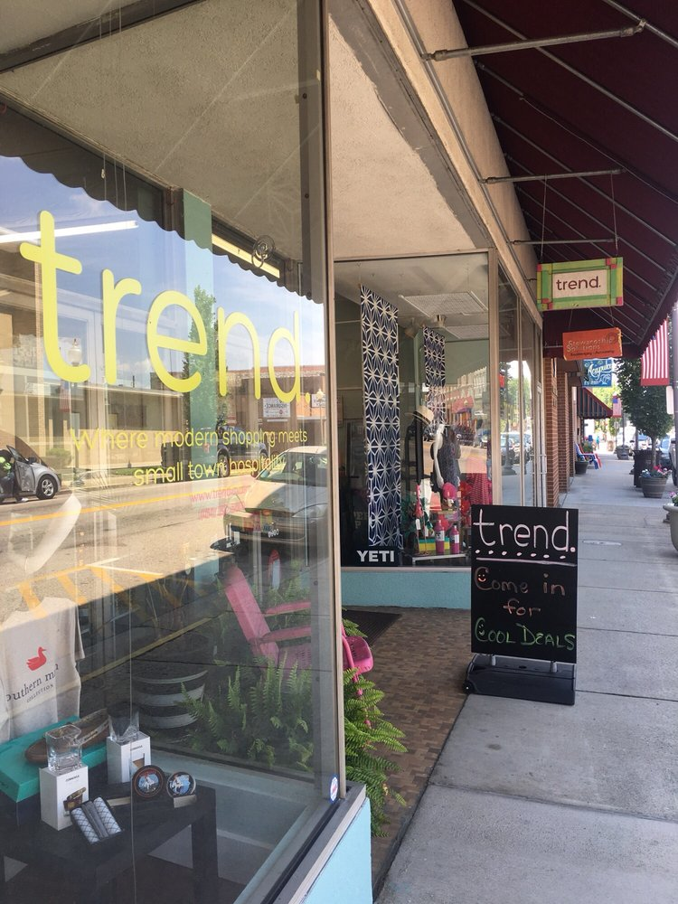 trend.: 201 South Main St, Blackstone, VA