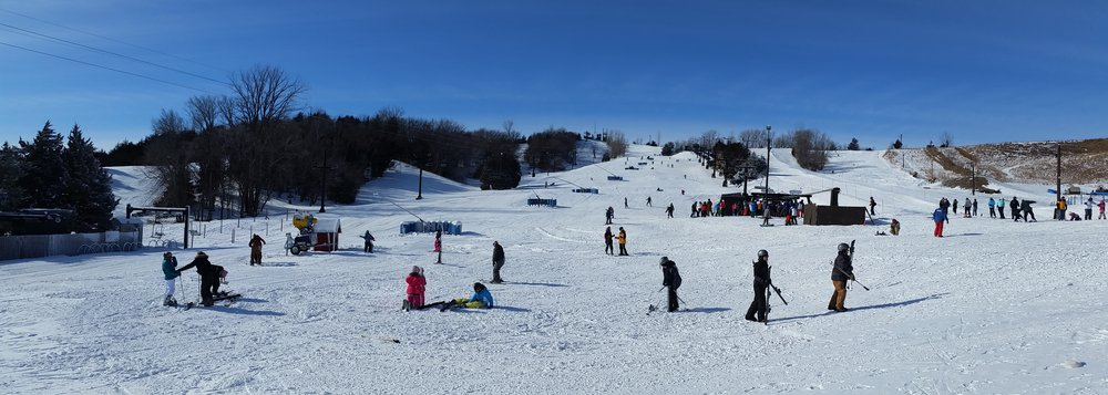 Mt Crescent Ski Area: 17026 Snowhill Ln, Honey Creek, IA