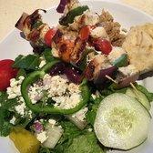 Zoes Kitchen Chicken Kabob zoes kitchen - 101 photos & 60 reviews - mediterranean - 2907
