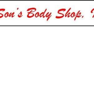 Johnny Fine & Son's Body Shop: 5630 Ringgold Rd, East Ridge, TN