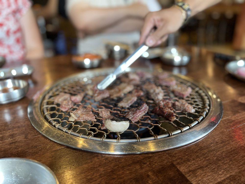 Gogi 92 Korean BBQ: 1603 Village Market Blvd SE, Leesburg, VA