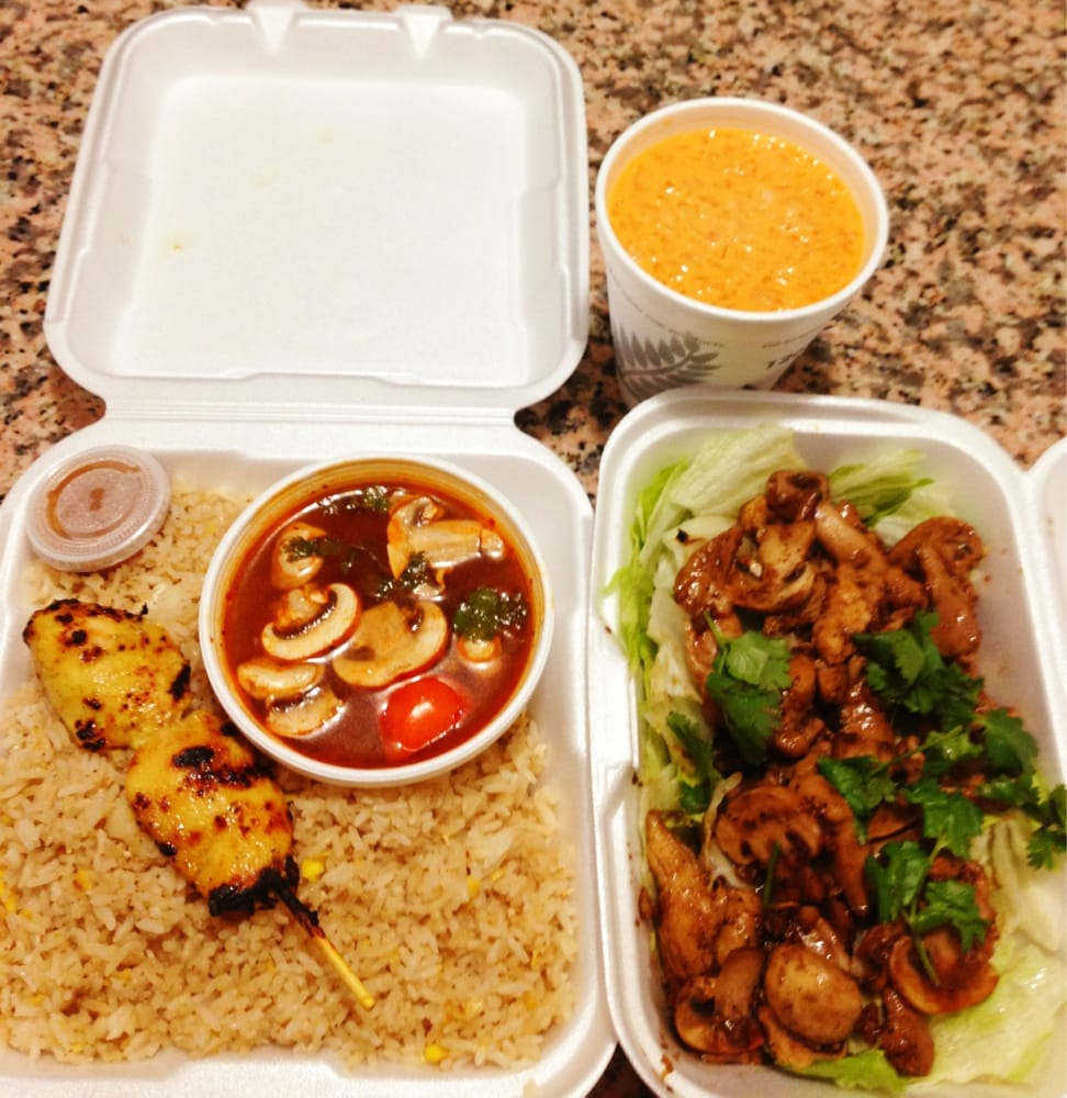 Thai Food Delivery Torrance