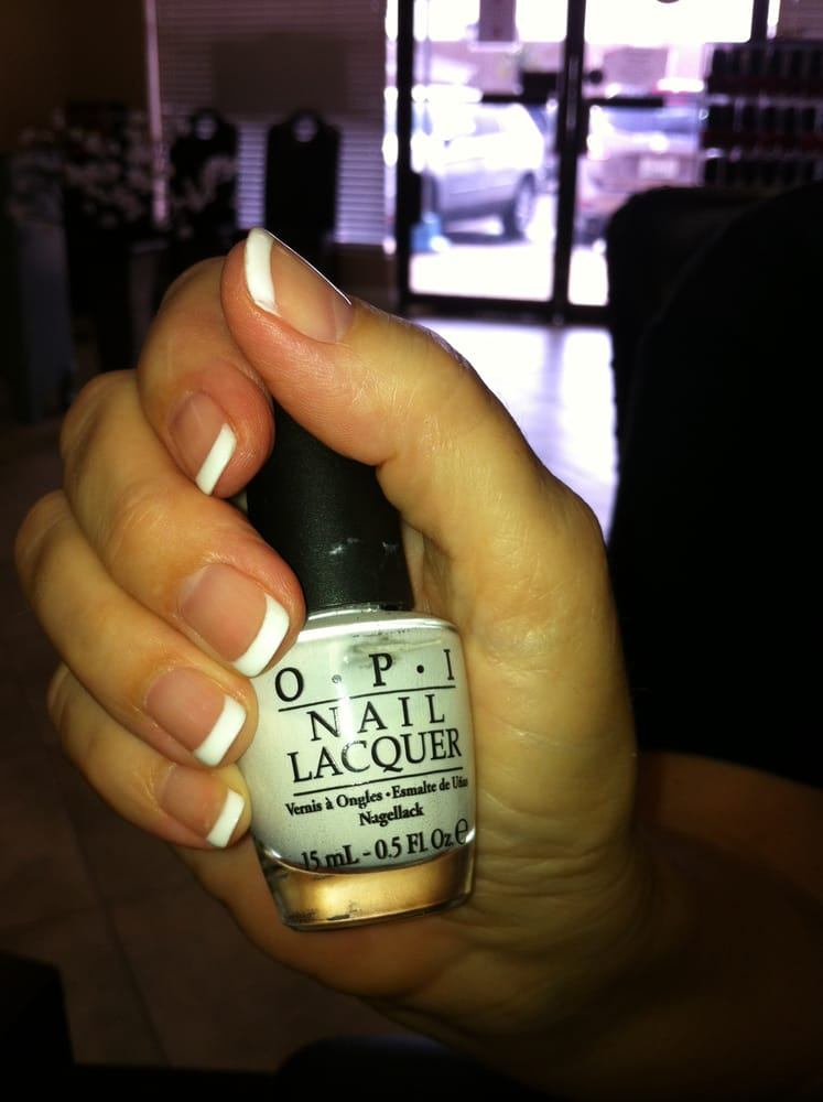 Gel Manicure by OPI - Yelp