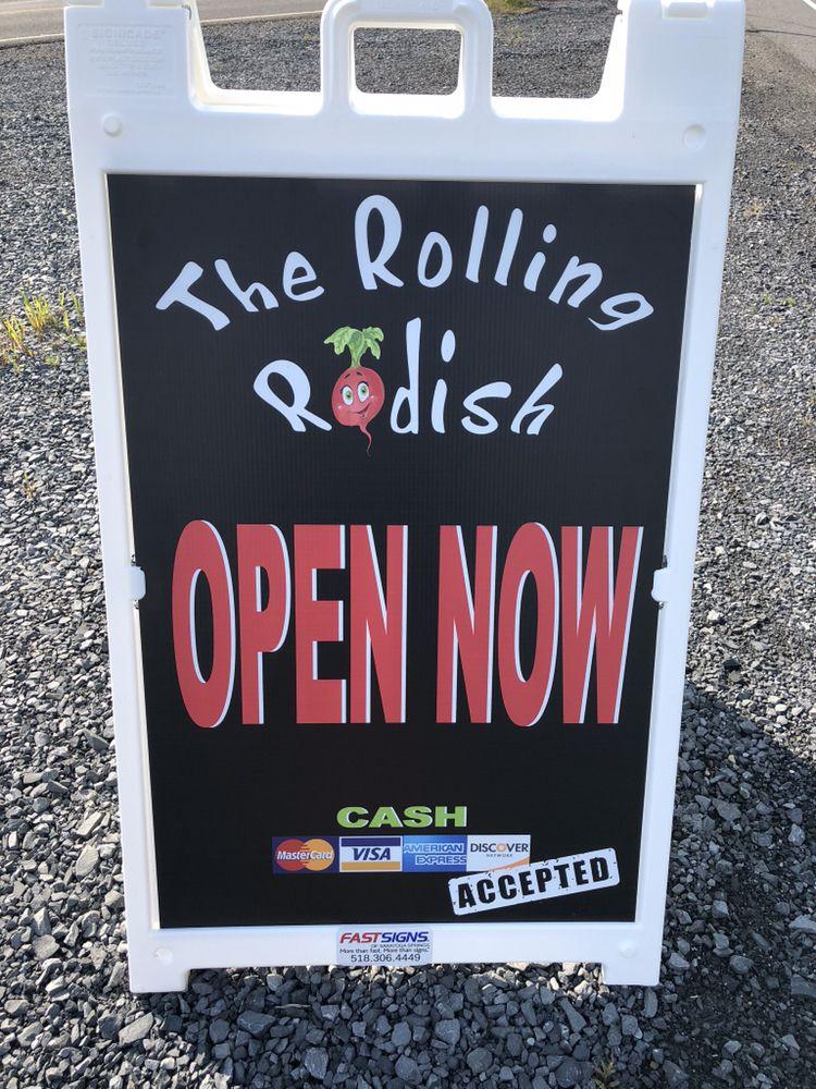 The Rolling Radish: 1 Main St, Greenwich, NY