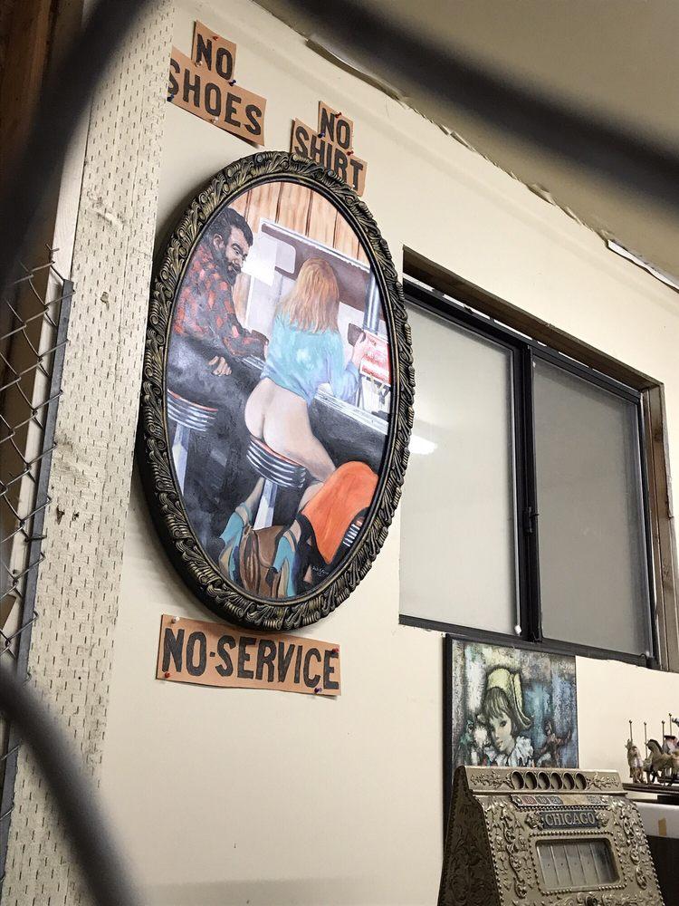 Spragpole Bar and Museum: 6353 Prichard Creek Rd, Murray, ID