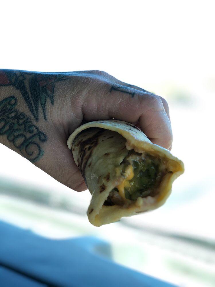 Burrito Express: 100 W 18th St, Fort Stockton, TX