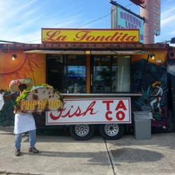 La Fondita, AKA Pimp My Taco logo