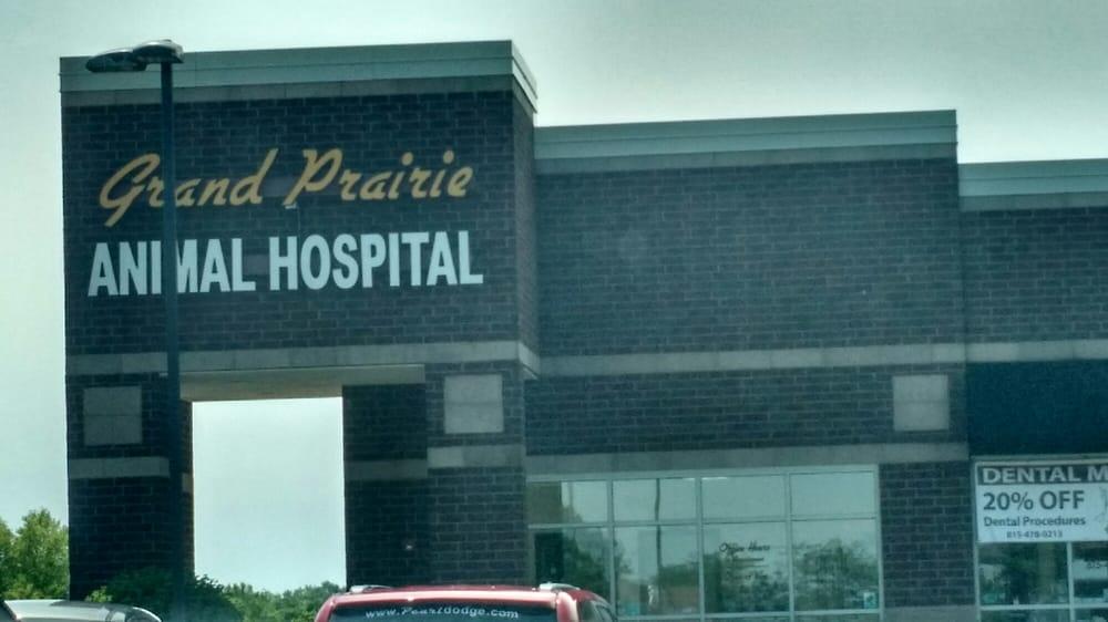 Grand Prairie Animal Hospital: 530 W North St, Manhattan, IL
