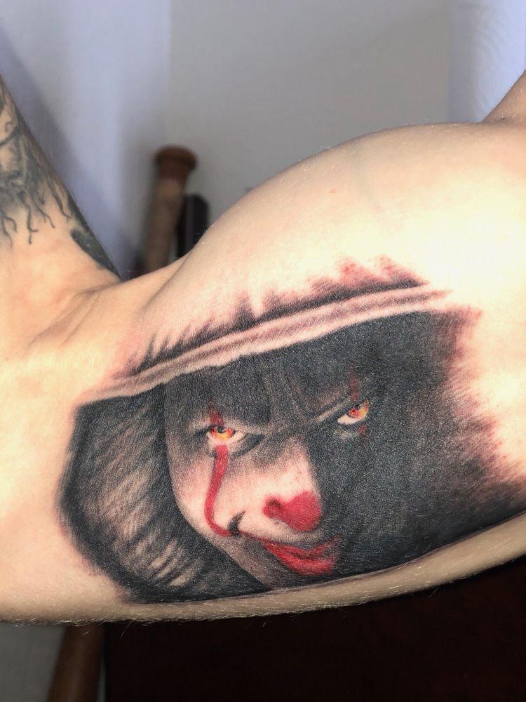 Ink'm Up Tattoo: 4295 Stockton Hill Rd, Kingman, AZ