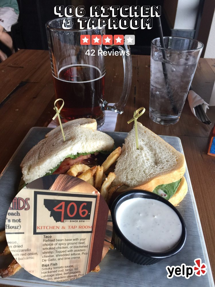 Social Spots from 406 Kitchen & Taproom
