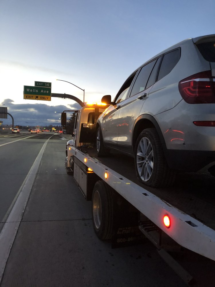 Towing business in Sparks, NV