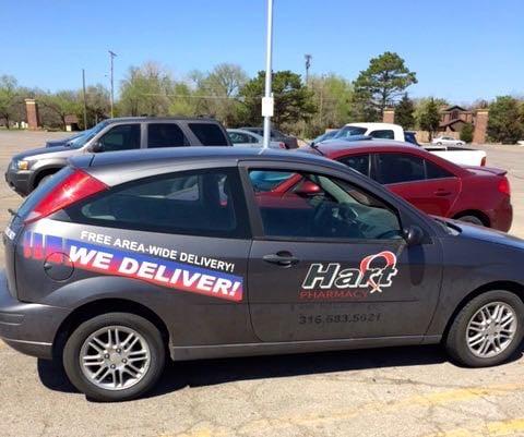Hart Pharmacy & Home Medical Equipment: 6217 E 13th St N, Wichita, KS