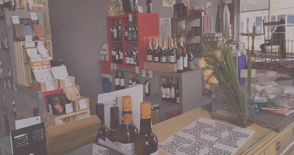 LUCIO/wine shop