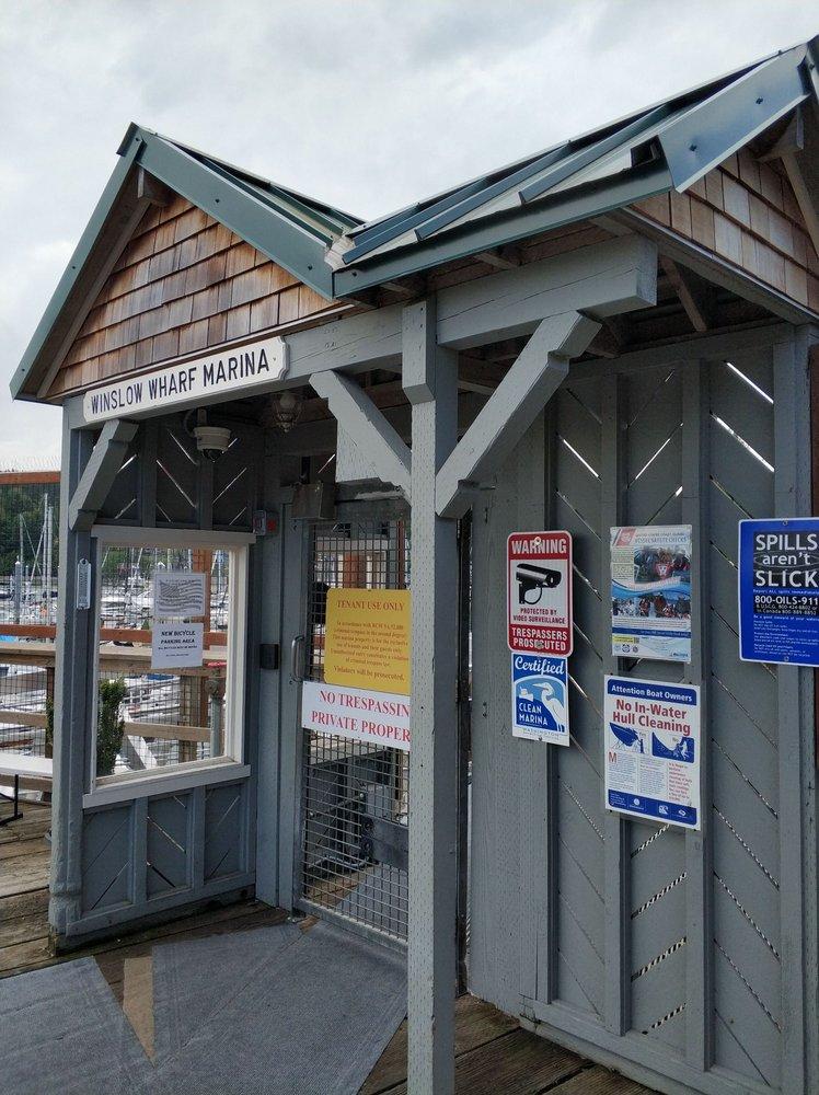 Winslow Wharf Marina: 141 Parfitt Way SW, Bainbridge Island, WA