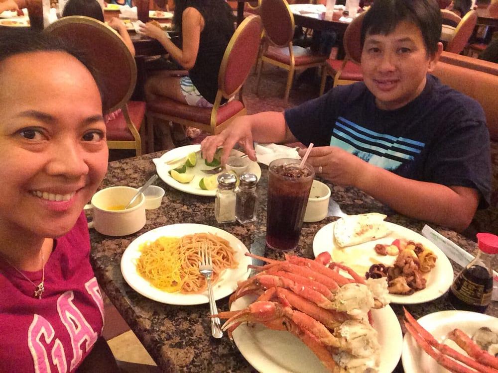 Photo Of China Bear Restaurant Houston Tx United States Snow Crab Legs