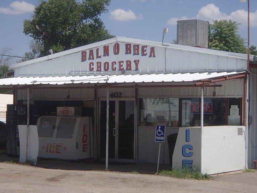 Balmorhea Groceries: 402 SW Main, Balmorhea, TX