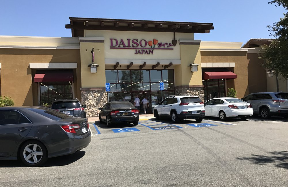 Daiso Japan: 23608 El Toro Rd, Lake Forest, CA