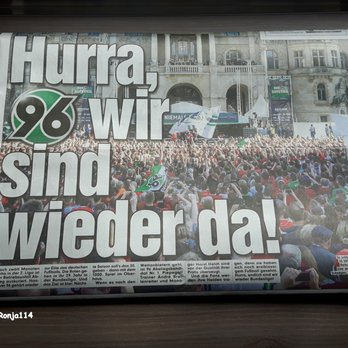 Hannover 96 fanshop 11 fotos 10 beitr ge souvenir for Souvenir shop hannover