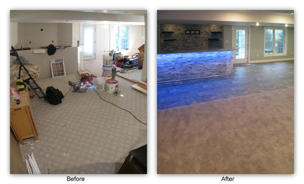 Before After Luxury Vinyl Naturcor 4 Star 597 Lamoure