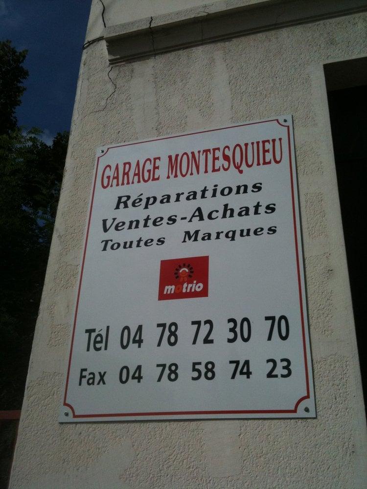 Garage montesquieu reviews 88 rue rachais lyon for Garage agree gpl lyon