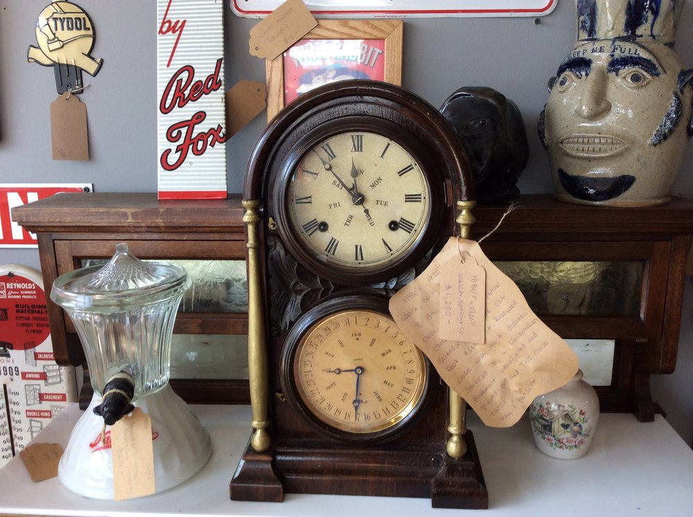 The Clock Shop: 107B Anderson St, Belton, SC