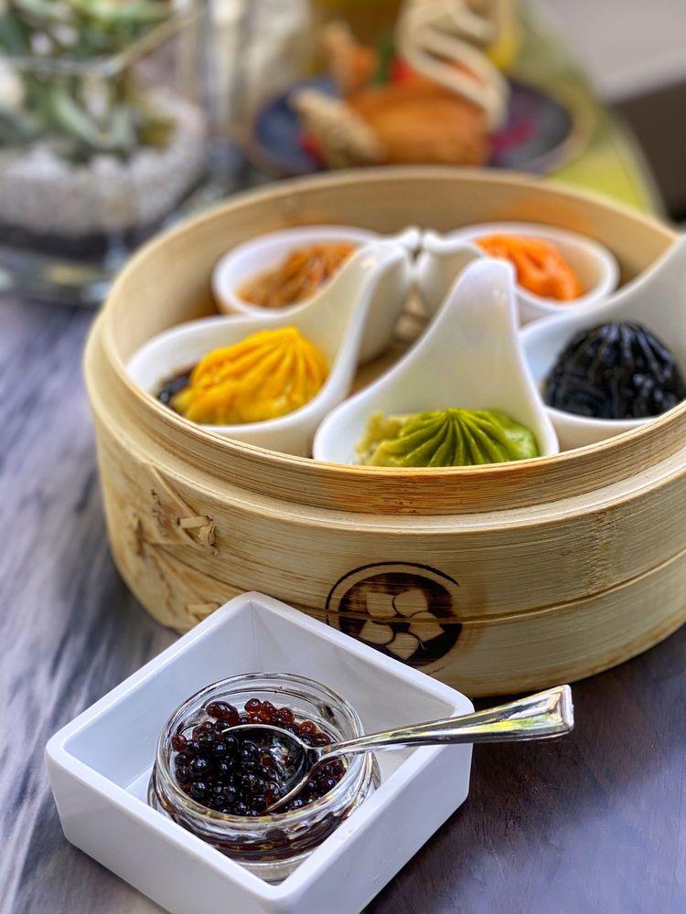 Food from Palette Tea Garden