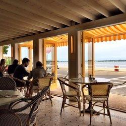 Photo Of Restaurant At Sunset Beach Shelter Island Ny United States