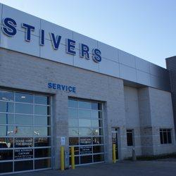 Photo Of Stivers Ford Lincoln   Service   Waukee, IA, United States