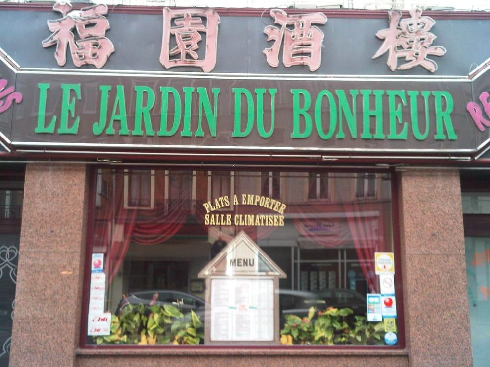 Le jardin du bonheur 15 rese as cocina china 206 rue for Le jardin d alix lille