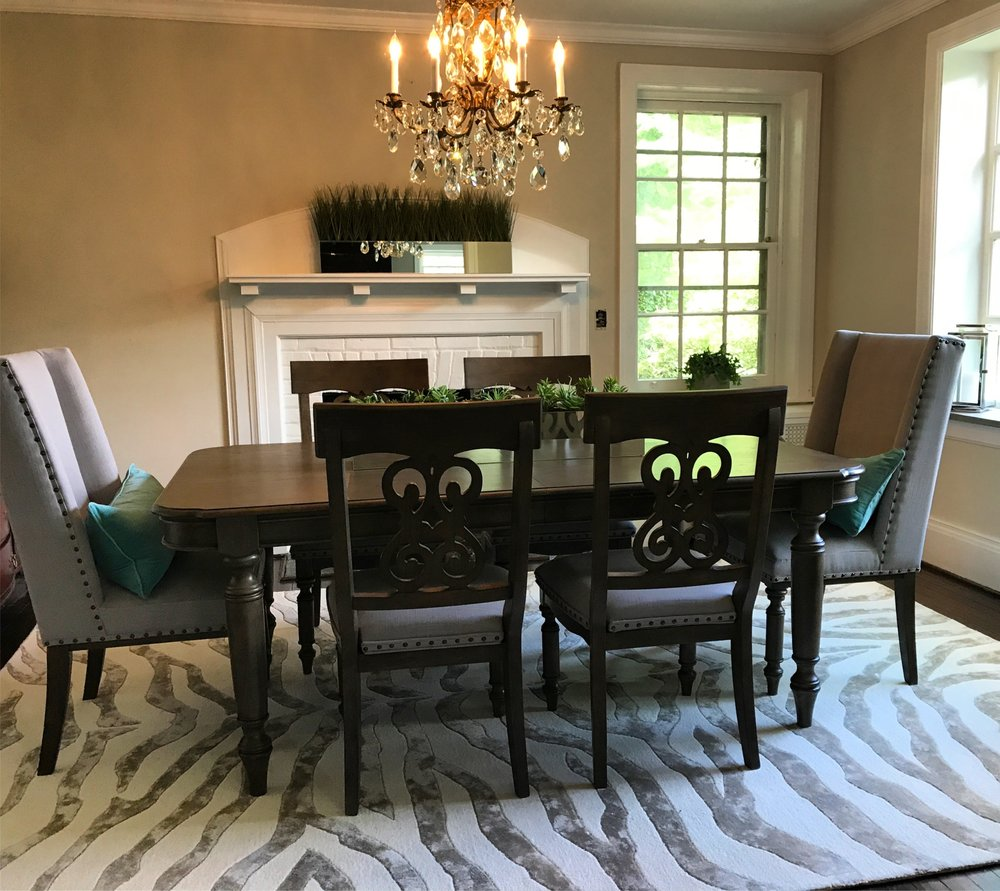 Photo Of Philly Staging Phillidelphia Pa United States Formal Dining Room