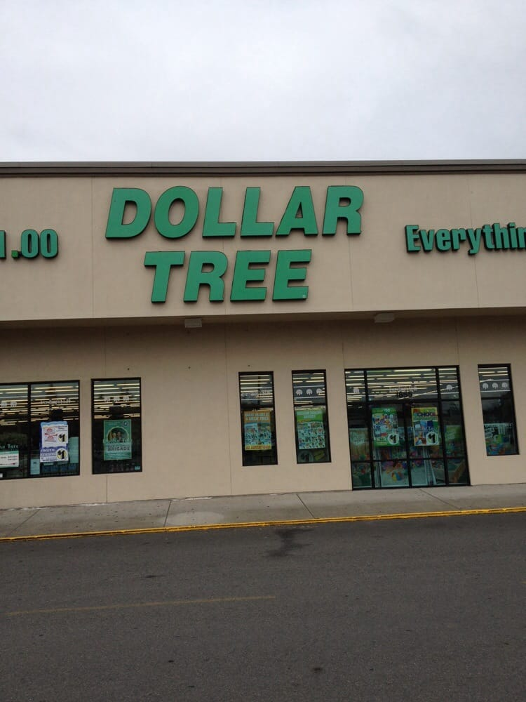 Dollar Tree: 1611 Virginia Ave, North Bend, OR