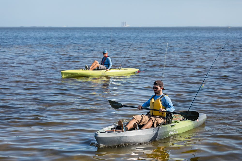 Kayaks By Bo: 3405 S Washington Ave, Titusville, FL