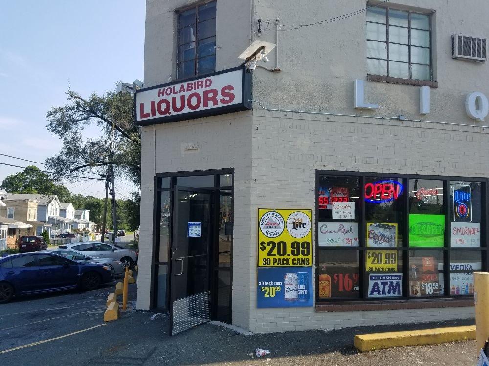 Holabird Discount Liquor: 7155 Holabird Ave, Dundalk, MD