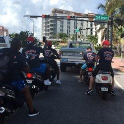 Photo Of Beach Scooter Als Miami Fl United States