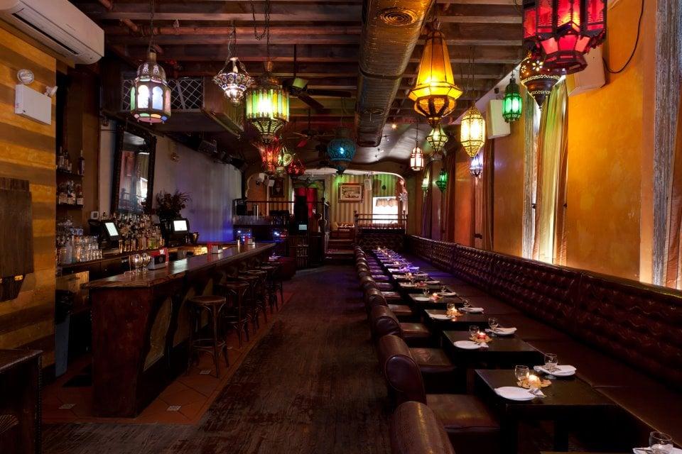 Le souk lounge 150 photos 153 reviews lounges 510 for Best romantic restaurants nyc