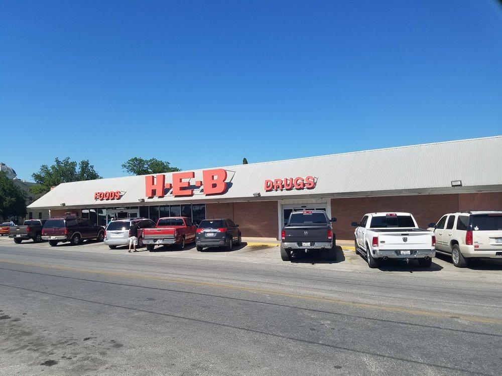 H-E-B: 500 Pecan St, Del Rio, TX