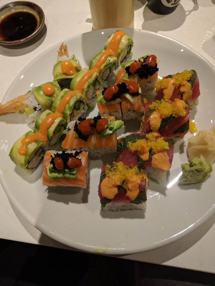 Sushi In Hell S Kitchen