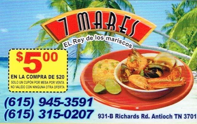 Mares Mexican Restaurant Antioch Tn