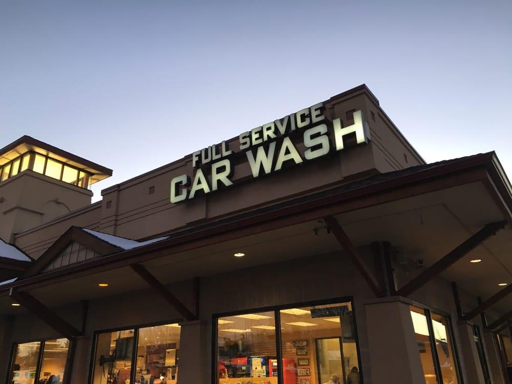 Suds Car Wash Lone Tree Co