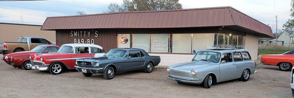 Smitty's Bar-Bq: 804 S 4th St, Crockett, TX