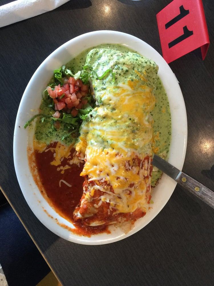 Smothered banzai burrito yelp for Wahoo fish taco
