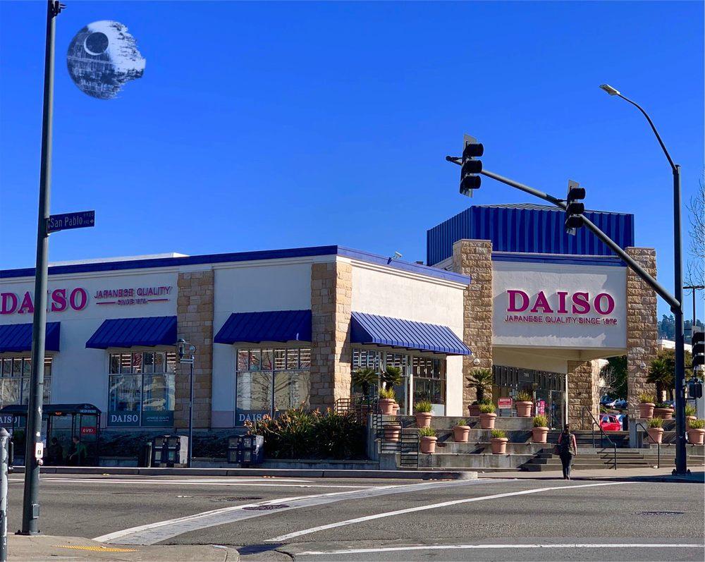 Daiso Japan: 7000 El Cerrito Plz, El Cerrito, CA