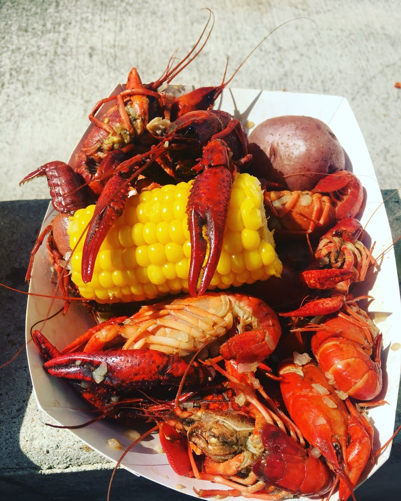 crawfish capital