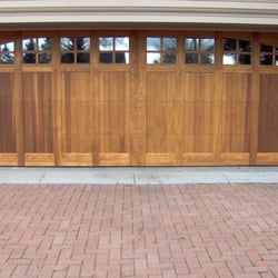 Photo Of Aurora Overhead Door   Aurora, ON, Canada. Beautiful Custom Made  Wooden