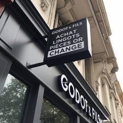Godot Fils Bureau de change 26 avenue de Saint Cloud