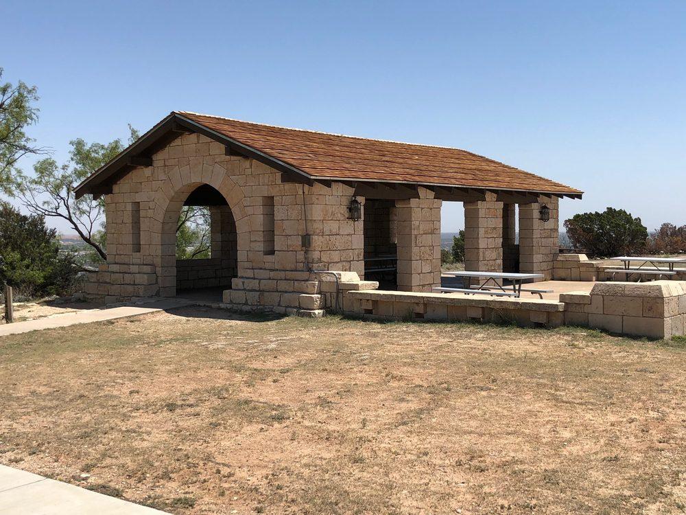 Big Spring State Park: Scenic Dr, Big Spring, TX