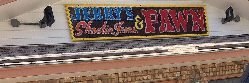 Jerry's Shootin Irons & Pawn