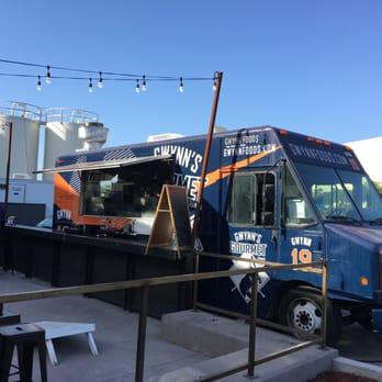 Alesmith Food Truck