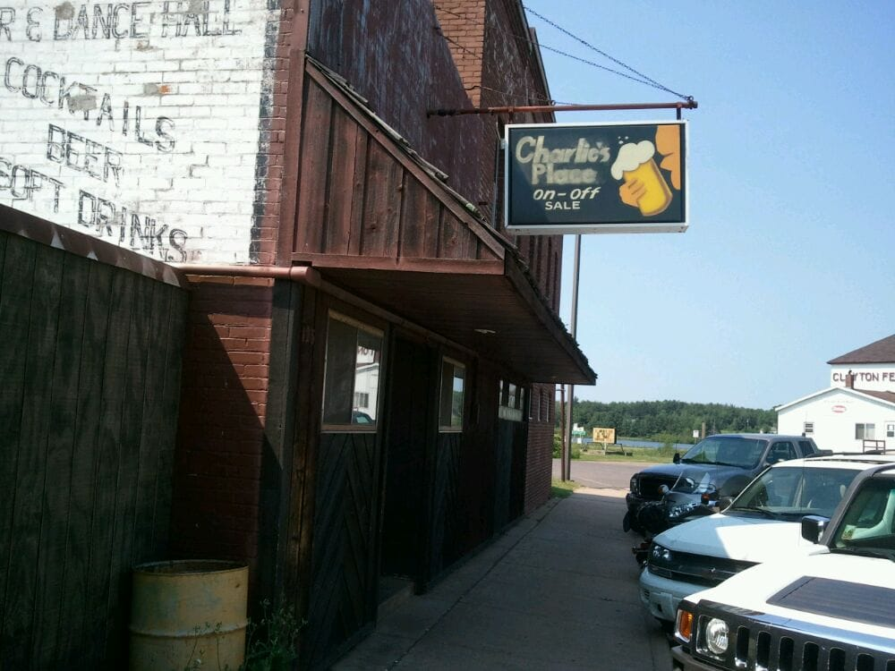 Charlie's Place: 123 S Prentice St, Clayton, WI